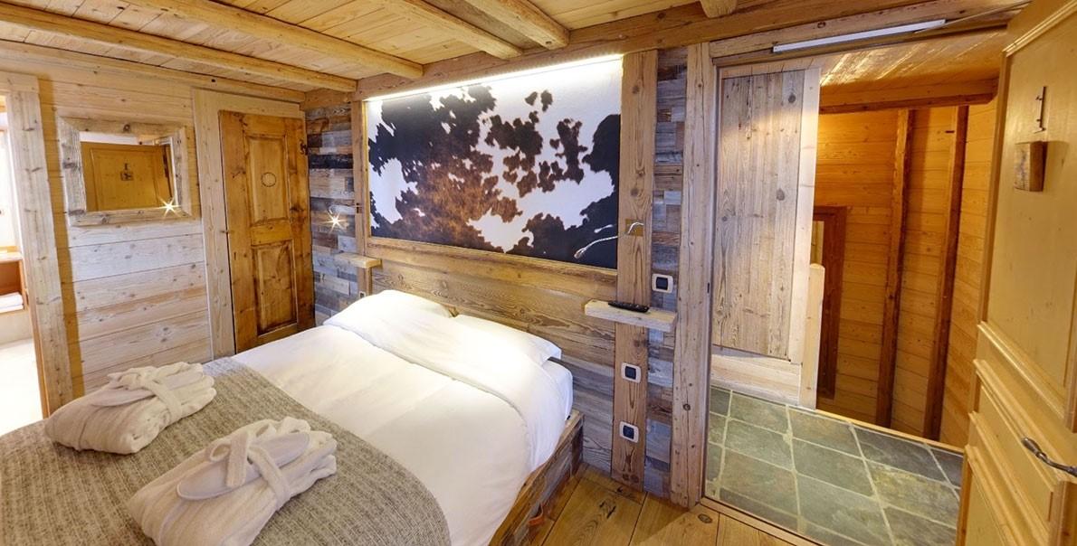 6 confortable bedrooms with en-suite bathrooms